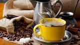 Traditional ground coffee
