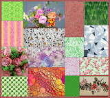 Flowers & Patterns Collage 2