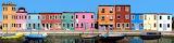 Burano Island Canal - near Venice