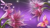Flores de fantasía