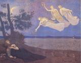 Pierre Puvis de Chavannes, Le Rêve, 1883