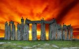 Stonehenge hi-res