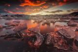 Jokulsarlon,glacier,Iceland