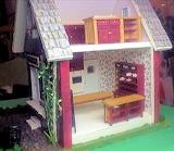 Inside Pie & Jam Shop by Paula Holm