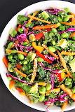 #Asian Kale Salad