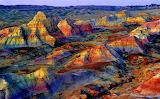 Montagnes-couleurs-Chine