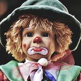 doll clown