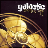Galactic Coolin' Off Front Cover