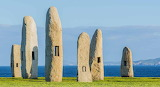 Menhirs Park Standing Stones