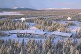 "Space Science ESA ""Kiruna station"" ""Arctic Circle"" ""67.9 deg lat"