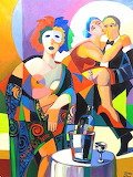Isabel Le Roux: Harlequin Party