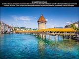 Le Kapellbrücke en Suisse