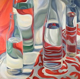 """Art tumblr dogstardreaming """"Red, White and Gray"""" """"Barbara Swan"""""""