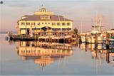 Golden Hour at Bay-Waveland Yacht Club