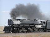 Union Pacific #3985 Near Cheyenne WY