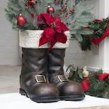 ^ Christmas - Santa's Boots