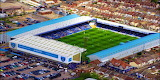 Fratton Park home of Portsmouth FC