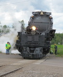 4014 rounding the bend