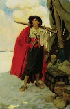 Buccaneer of the Carribean (Howard Pyle)
