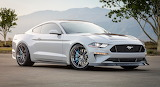 Ford Concept Mustang Lithium 2019