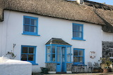 A Seafront Cottage, Coverack, Cornwall, Kernow
