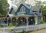 Blue House Martha's Vineyard