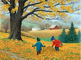 Fall Leaves~ JohnSloane