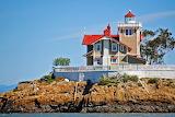 East Brother Island Light, CA