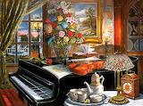 Grand Piano Room~