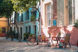 Spain Andalucia Santa Cruz