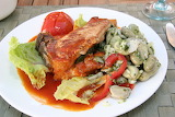for gourmets!-pork chop