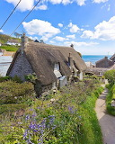 ^ Cadgwith, Cornwall, England