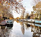 Little Venice London England UK Britain