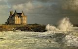 Chateau de turpault Quiberon Bretagne