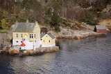house in the fjords
