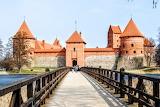 Trakai Island Castle, Lithuania