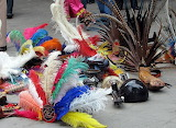 Instruments and Headdress