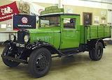 Bedford truck 1931