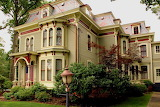 Victorian home, CT