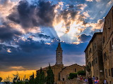 Italia-Toskania-Pienza-foto-Witold Stachnik