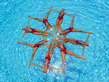 Synchronized Swimming...