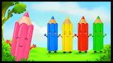 Crayons couleurs