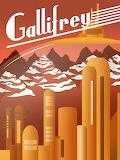 Gallifrey - Art Deco - jeffswalsh-d64l5zf