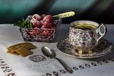 Cafe en porcelana