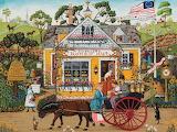 Joseph Holodook 'Sophie's Honey Hut'