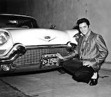 Elvis Cadillac 1956