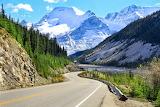 Jasper-Banff Road, Alberta
