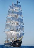 sea sailboat photo