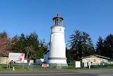Umpqua River lighthouse Reedsport OR