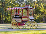 Cretors Popcorn Wagon